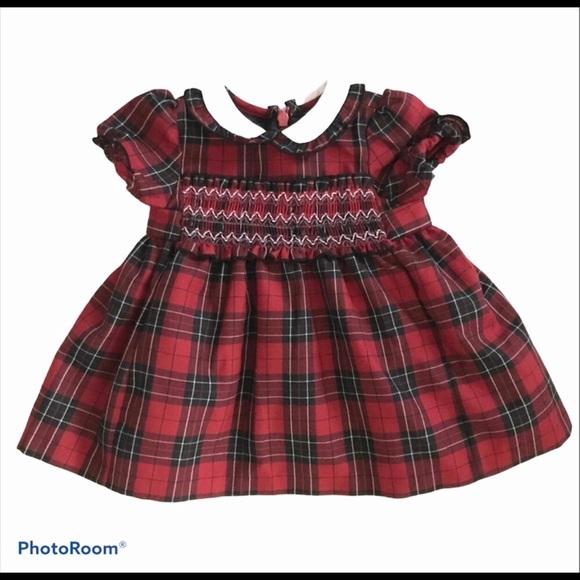 🖤20% off*🖤 Smocked Plaid Dress